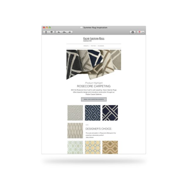 Isberian Rosecore Rugs Email