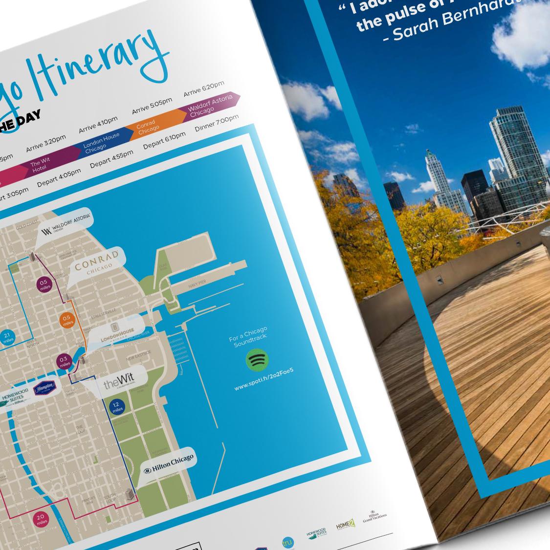 Hilton Report Book