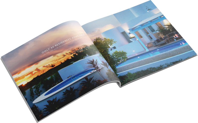 Residences by Cuisinart Property Brochure