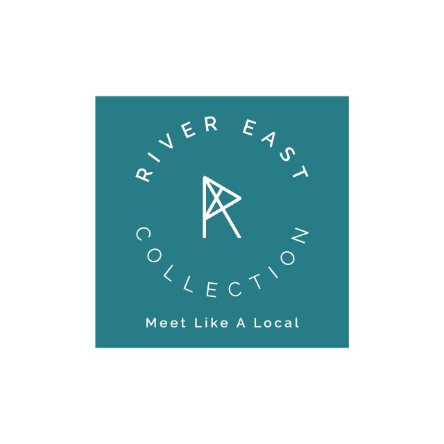 River East Collection Branding
